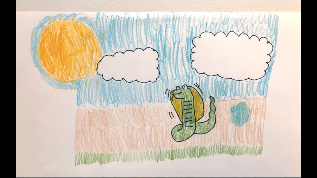 Learner-Led Lessons with Luca- Drawing a Cobra