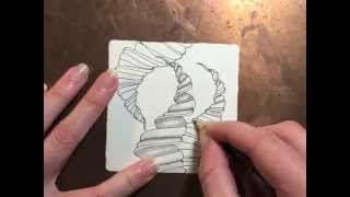 How to Draw the Zentangle® Pattern