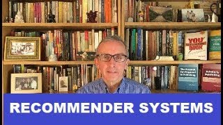 What is a Recommender System in Publishing?