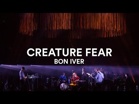 Bon Iver  Creature Fear at the Sydney Opera House, Vivid  2016