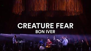 bon iver creature fear at the sydney opera house vivid live 2016