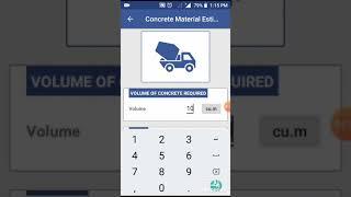Best app for civil engineering materials estimate | Tamil 2019 screenshot 5
