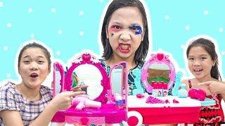 Trang Điểm Cho Annabelle Đồ Chơi Trang Điểm - Trang Vlog