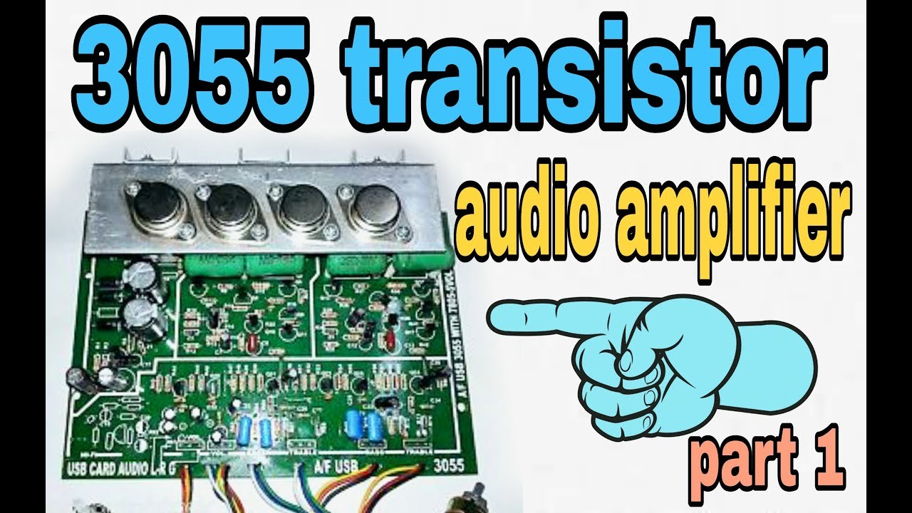 how to make 150w audio amplifier circuit using transistors wiring and unboxing(100% working \u0027korba\u0027) 12 Volt Transistor Switch