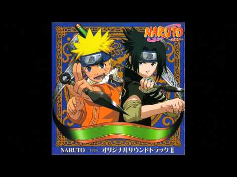Naruto OST II #17 Alone (Hitori)