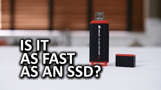 Corsair Flash Voyager GTX - Near SSD Performance in your Pocket?