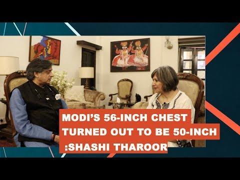 "Where Shashi Tharoor brings in the ""scorpion sitting on a shivling"" comparison for Modi"
