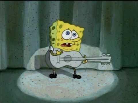Spongebob Squarepants - Ripped Pants Song with Lyrics & Video