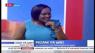 MIZANI YA WIKI: - [Part 2] - Suala ya ufisadi nchini Kenya