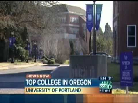 "University of Portland named top school in Oregon for ""return on investment"""