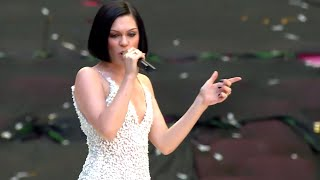 Jessie J Wild Summertime Ball 2014