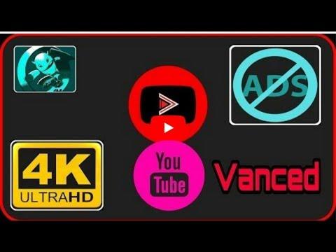 YouTube Vanced  . Выключена реклама . Ютуб в 4к на любом устройстве .TV Box