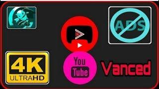 YouTube Vanced без рекламы . Ютуб в 4к на любом устройстве .TV Box