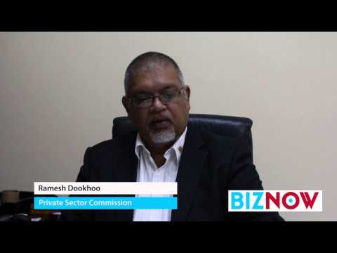 Guyana looking to improve int'l business ranking