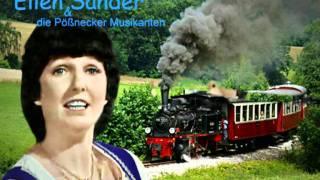 Ellen Sander & Pößnecker Musikanten - Die kleine Bimmelbahn