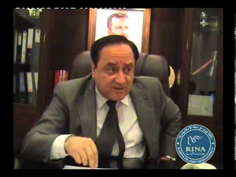 Interview of H. E Riad Kamel Abbas Ambassador of the Syrian Arab Republic New Delhi by