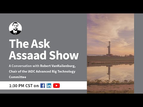 The Ask Assaad Show | Robert VanKuilenburg