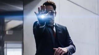 アイアンマンの最新スーツ!『シビル・ウォー/キャプテン・アメリカ』本編映像