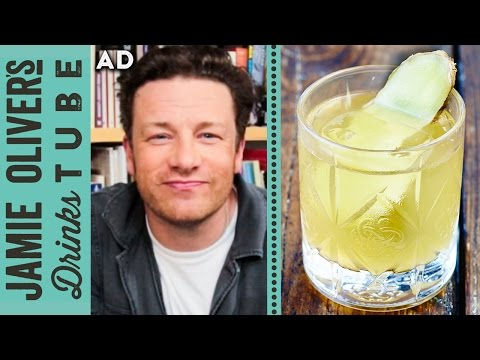 Penicillin Whisky Cocktail | Jamie Oliver