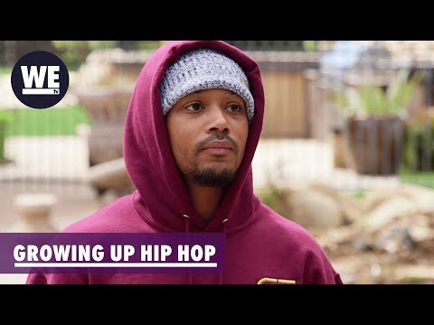 Romeo's Rocky Relationship with Mom  Growing Up Hip Hop  WE tv
