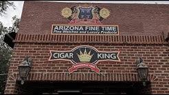 Tour of Cigar King in Scottsdale, AZ