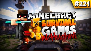 Minecraft Survival Games #221: Be Thankful! Even If Just For A Day~