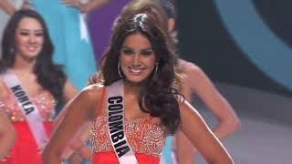 TOP 16: Miss Universe 2011