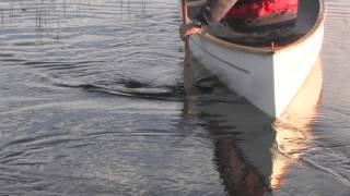 Paddle Your Canoe Straight: Goon Stroke vs J-Stroke | Skills | Canoeroots | Rapid Media