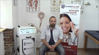 Papimi per terapia Enerpulse, discopatia