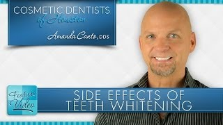 Teeth Whitening Side Effects Thumbnail