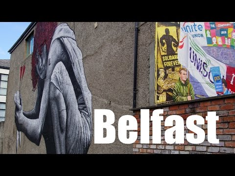 Visit Belfast City Guide