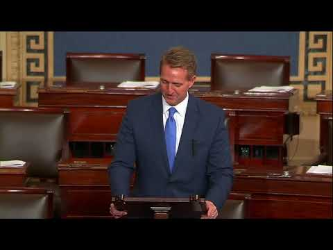 Sen. Flake Honors Life and Service of President Thomas S. Monson