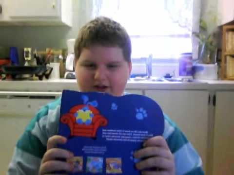My Favorite Blue S Clue S Book Youtube