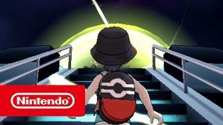 Pokémon Ultrasonne und Pokémon Ultramond – Story Trailer (Nintendo 3DS)