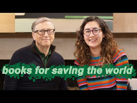 Bill Gates' Favourite Books About Climate Change