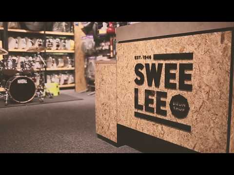 The all-new Swee Lee Drum Shop, Singapore.