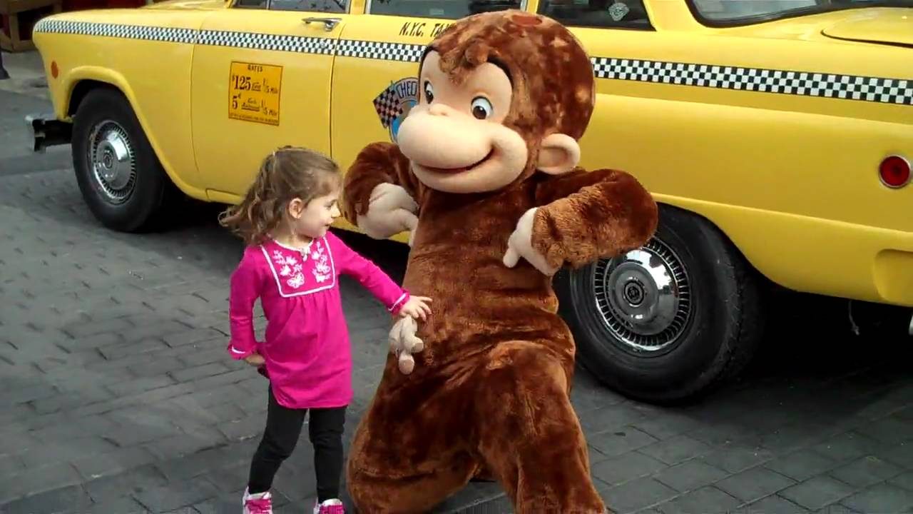 curious george meet and greet