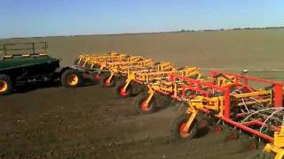Zell's 214ft Sowing Rig