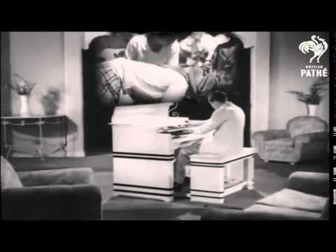 REGINALD STONE - La Rosita (Tango) - HAMMOND La FLEUR