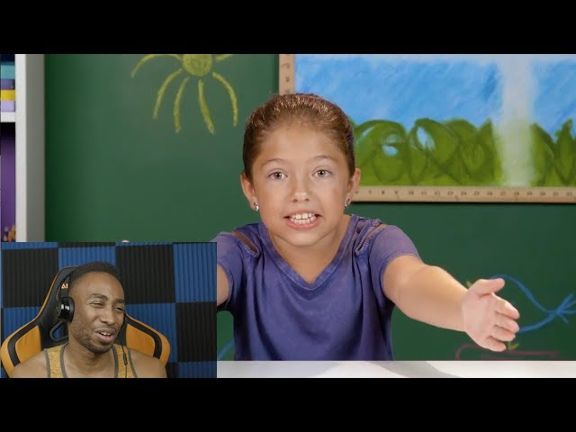 Prince EA Reacts to KIDS REACT TO CLIMATE CHANGE