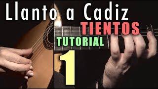 Pulgar Exercise - 19 - Llanto a Cadiz (Tientos) INTRO by Paco de Lucia