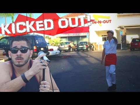First Time I Got Kicked Out! | Baldwin Park, CA