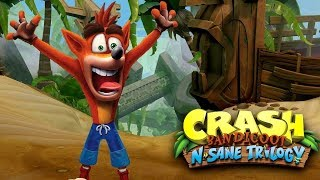 GBHBL Playtime: Crash Bandicoot N. Sane Trilogy (Xbox One)