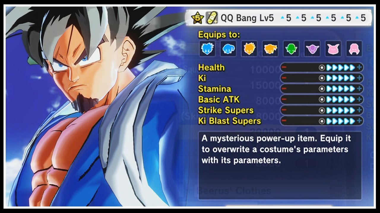 Dragon Ball Xenoverse 2 - QQ Bang Exploit (Unlimited Attempts!)