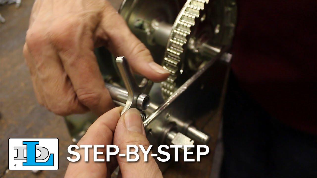 Replacing A 6294a Ratchet Repair Kit Step By Youtube Creative Caravan Wiring Diagram