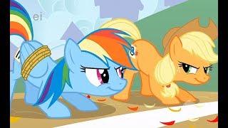 Пони Мультик На Русском Языке - Радужные Гонки ♦  Май Литл Пони My Little Pony ♦ #пони