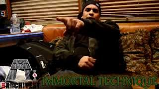 Exclusive Interview with Immortal Technique The World Through My Eyes