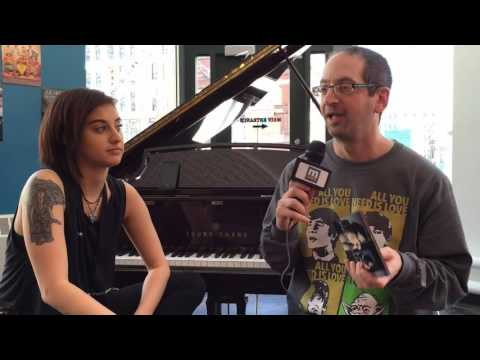 Interview with Jena Irene Asciutto on the release of her first EP