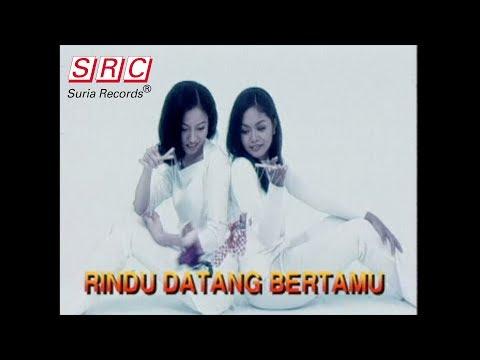 Liza Hanim & Anis Suraya -  Rindu Datang Bertamu (Official Music Video)