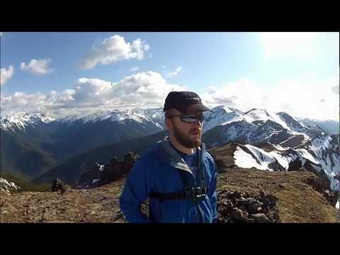 Tyler Peak Summit Pan w/ Barefoot Jake